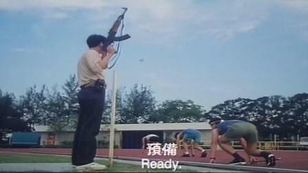 众多黑社会举办奥运会,AK47当信号枪,大砍刀当信号棒!