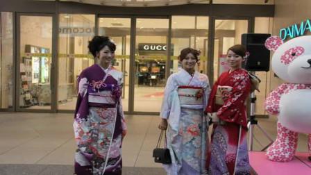 数十万日本姑娘涌入上海,表面是来旅游,其实都是另有打算