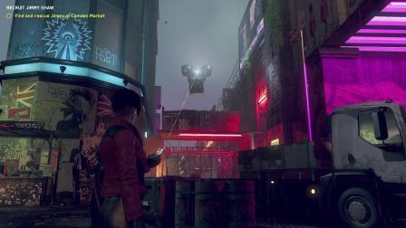 【E3 2019】《Watch Dogs Legion》游戏实测