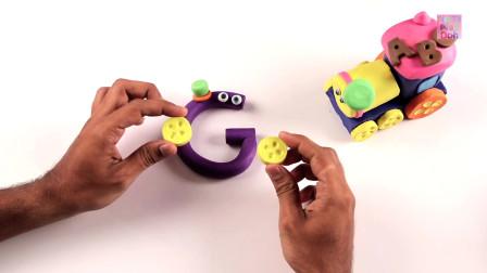 与鲍勃一起学习字母表火车游戏儿童歌曲儿童电视游戏儿童