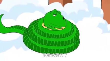 儿童小故事(农夫和蛇)做人一定要分清善恶