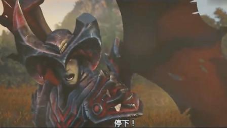 超神学院:剑魔很强大,见了蕾娜也只有逃跑的份,太怂了