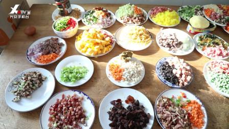 兴安美食节:56种风味米饭在兴安等你!
