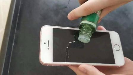 手机上滴几滴花露水,男女老少见了都喜欢,一年能省不少钱,实用