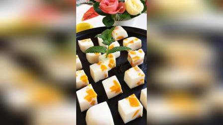 芒果和牛奶的新吃法