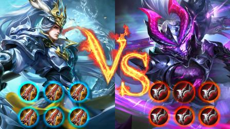 王者单挑赛:韩信vs宫本,宫本:战士就是战士,能打不过刺客?