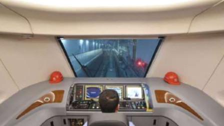 北京新机场线正式试运行:最高时速可达160公里每小时