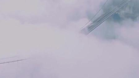 航拍腾冲龙江大桥!大桥全长2470米,为建造者点赞厉害了我的国!