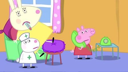 猪爸爸你真另类!兔小姐让你卖冰激凌,你给人家冰激凌汤?