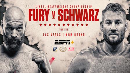 最新精彩拳击赛事:泰森·富里 vs 汤姆·施瓦茨