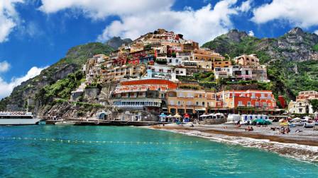 """意大利最美的小镇,美得让人心动,号称""""神选之地"""""""