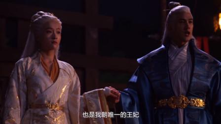《白发》花絮,白发造型被夸雪迎心情大好,李治廷向张雪迎表白太激动