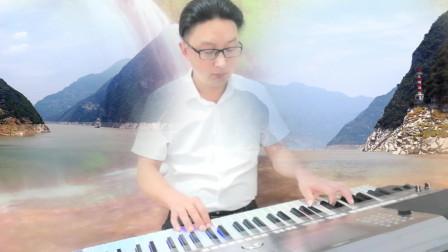电子琴DJ舞曲《说句心里话》