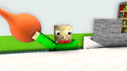 我的世界动画-怪物学院-巴迪医生-TellBite