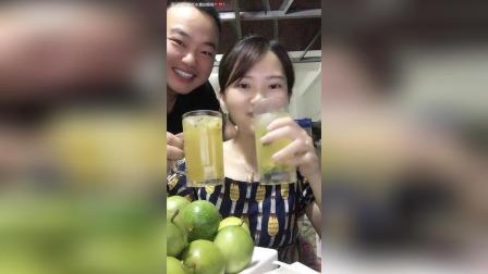 自己在家也可以DIY饮品喝 喝金桔柠檬百香果茶功效: 美白, 排毒