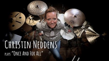 ★ME威律动★Christin Neddens - Once and for all