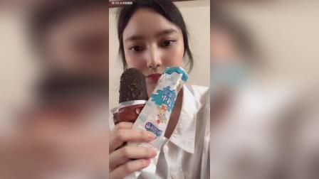 随便来次个冰淇淋 为什么感觉小布丁和巧乐滋的味道都变了♀️