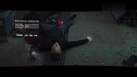 机械战警为自己,闯入贼窝大开戒,最后竟发现是上司在害他