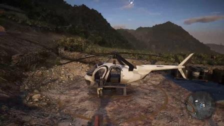 沙漠游戏《幽灵行动荒野》第6实况娱乐解说