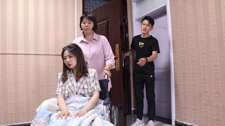 妻子意外去世1年后丈夫上门看望丈母娘推开门站住了