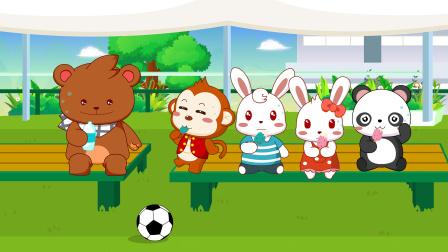 兔小贝之神奇的大自然 第11集 夏天为什么很热