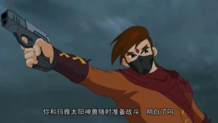 晶码战士:龙炎终于明白了父亲的苦心,后悔当初那样对待父亲