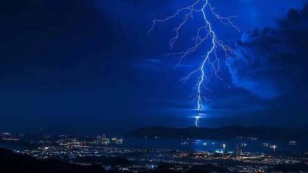 北京延庆、房山等4区发布雷电蓝色预警