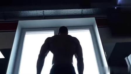 肌肉男:国外猛男健身,青筋凸显,是吸引你了还是吓到你了?