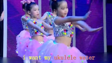 好歌分享,《Ukulele Water》,声音真甜美