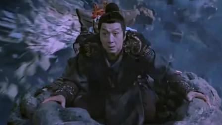 宁采臣偷走蒲松龄阴阳判放走众妖,还把符纸幻化成大蛇攻击蒲松龄