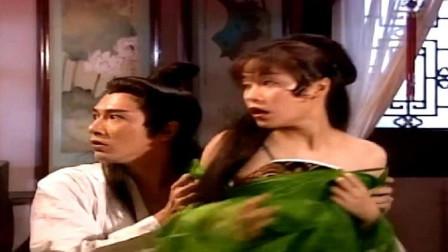 潘金莲娇滴滴的一喊,西门庆立马把原配晾在一边,对她言听计从