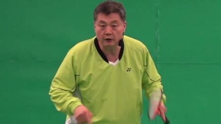 """羽毛球 第9课。关于""""恢复步法""""  第1节. """"恢复步法""""是什么"""