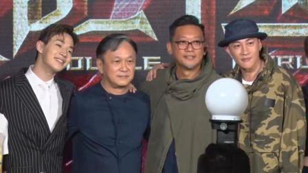 上影节:刘宪华何润东合作默契足 组队呈现最燃冒险电影