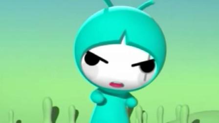 虫虫计划:虫子做梦了,看他那苦瓜脸,难道是做噩梦了吗