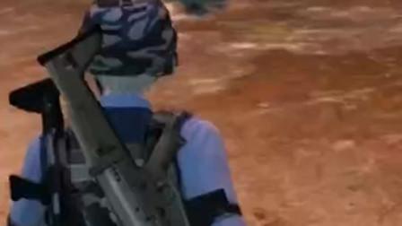 和平精英:最新战术钓鱼执法!学会了没?