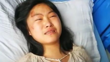 15岁女孩震中失去3个亲人 病床前哽咽着感谢救援人员