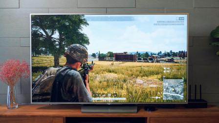 用RTX2080连接65英寸的索尼电视玩3A大作是什么感觉?
