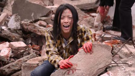 《灵魂的救赎》地震中独生儿子丧生,父亲将陌生男孩当作亲儿子对待