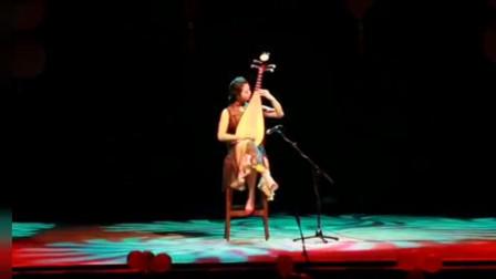 【琵琶演奏】烟花易冷-2014年英国UEA春晚