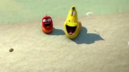 爆笑虫子:大黄小红被抓住当鱼饵,这么多鱼这还能活下去么