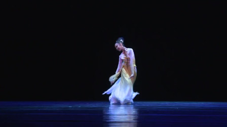 古典舞独舞《洛神》,灵动雅韵,你们觉得如何呢