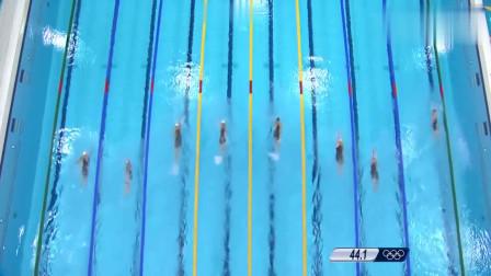 精彩回顾:伦敦奥运会女子200米仰泳半决赛,超好看!