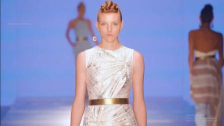 迈阿密时装周性感比基尼泳装秀,精致迷人的造型,好不好看?