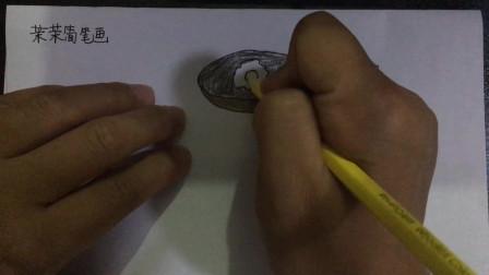 平底锅简笔画,用红太狼的平底锅煎个鸡蛋!