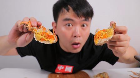 """试吃中国最奢侈美食,1800一斤的""""黄油蟹"""",从来没被坑这么惨过"""