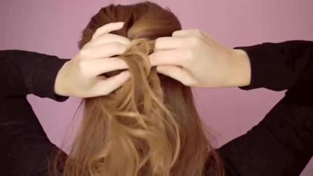 新娘发型自己也能编,来学编这款浪漫的长发婚礼发型吧