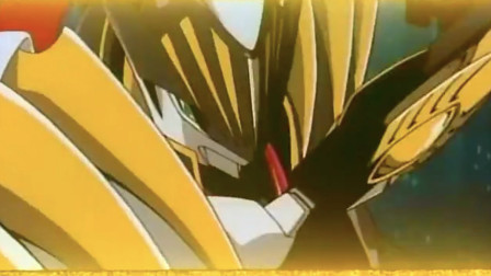 神龙斗士3:剑王龙神号变身,谁能吃我一剑?