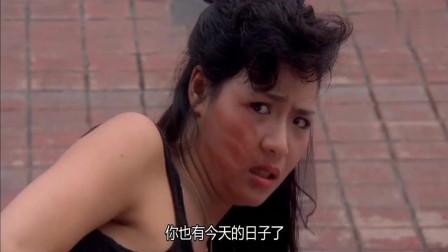 蜜桃李丽珍颜值巅峰时的一部作品,演技不输同样出身的舒淇