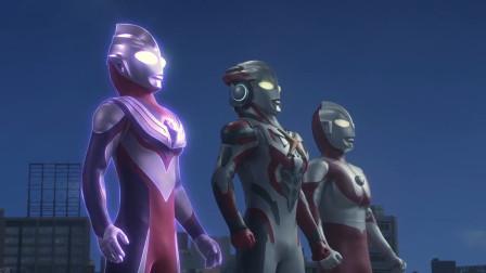 奥特曼:3大宇宙级渣男,大古实力背锅,红凯撩完就跑!