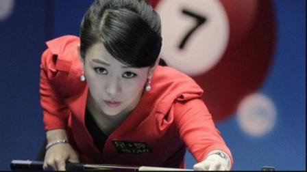 """潘晓婷最快的一局比赛,开始就是结束,解说都震惊了,不愧是""""九球天后"""""""